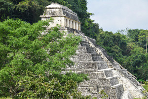 Palenque Ruins the next adventures